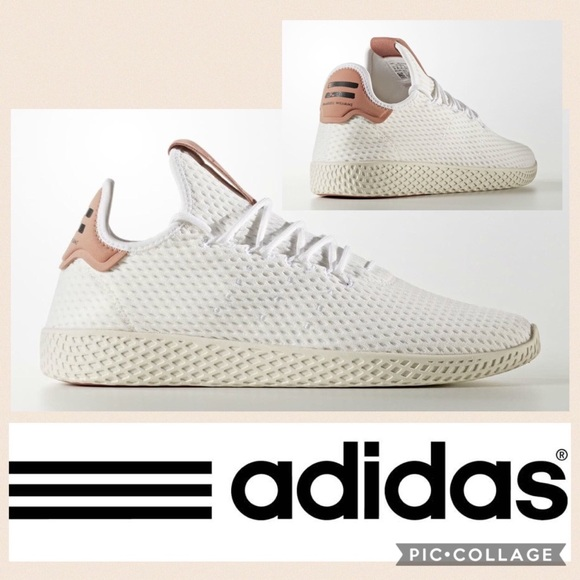 le adidas mens pharrell williams hu tennis shoe95 poshmark
